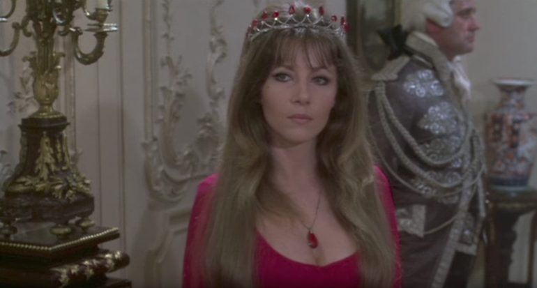 Ingrid Pitt as Carmilla