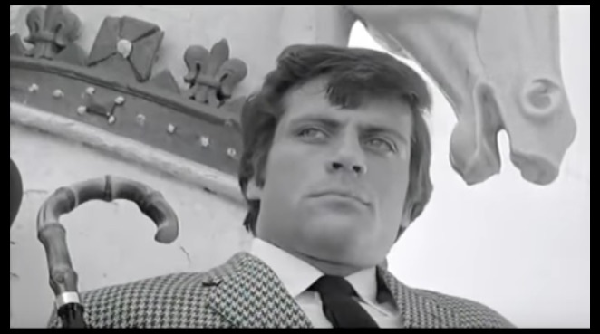 Oliver Reed in The Damned (1963)