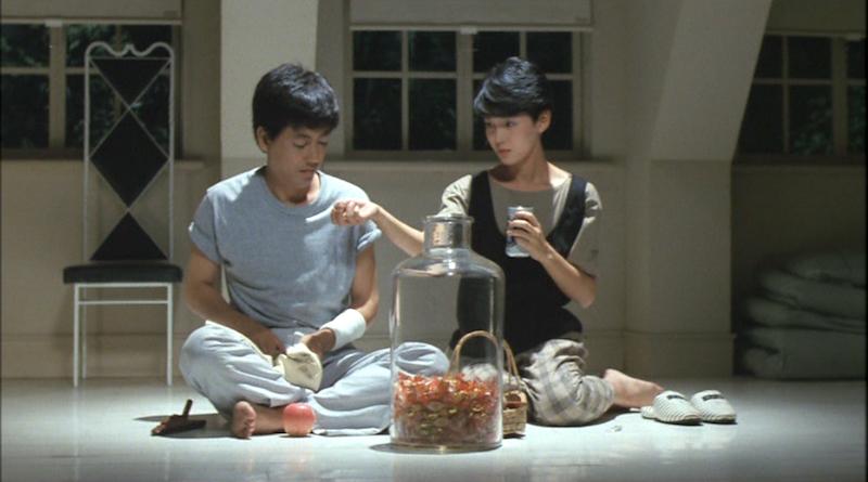 Kenji Sawada and Kanako Higuchiin Tokimeki ni shisu